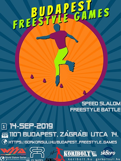 Budapest Freestyle Games 2019